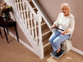 Avantages du monte escalier
