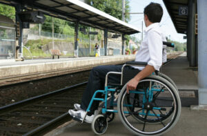 Aménagement pour handicapés